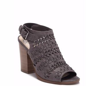 Fergalicious Braided Open Toe Sandal